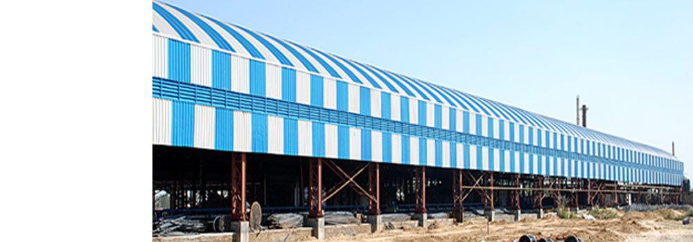 A One Industries Colour Coated Roofing Sheet Galvanized